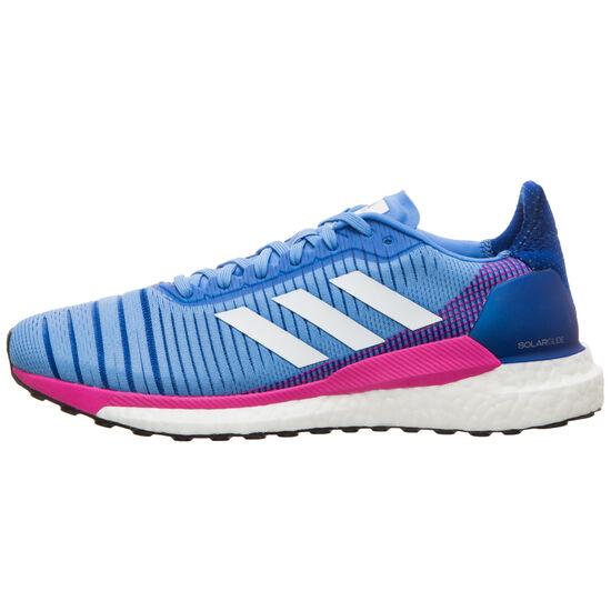 Solar Glide 19 Laufschuh Damen, blau / pink, zoom bei OUTFITTER Online