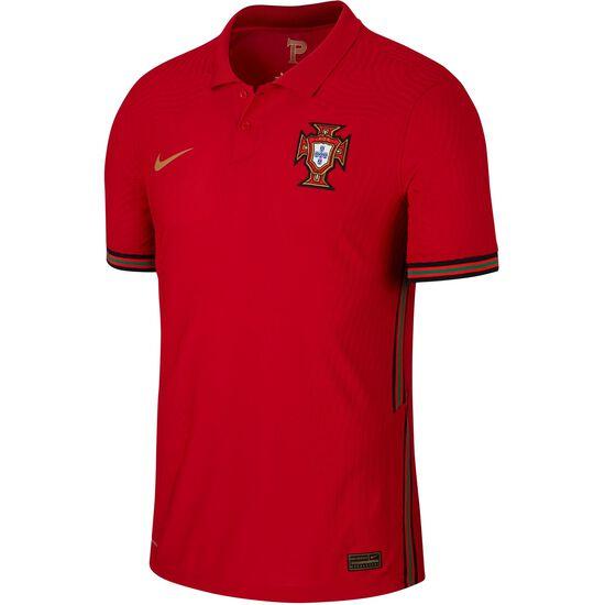 Portugal Trikot Home Vapor Match EM 2021 Herren, rot / gold, zoom bei OUTFITTER Online