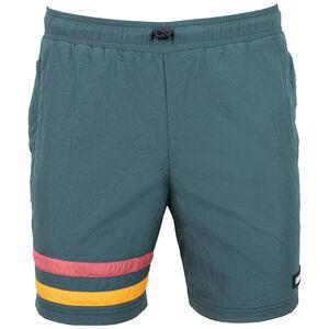 DMWU Crushed Shorts Herren, grün / bunt, zoom bei OUTFITTER Online