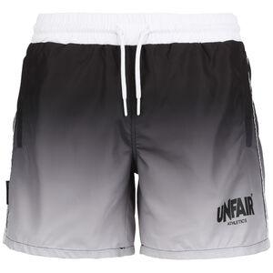 Classic Label Swim Short Herren, schwarz / weiß, zoom bei OUTFITTER Online