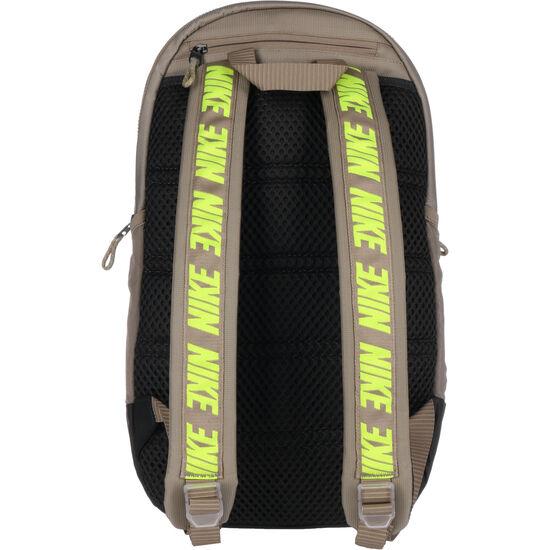 Sportswear Essentials Rucksack, khaki / anthrazit, zoom bei OUTFITTER Online