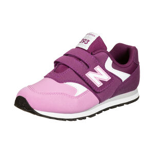 393 Sneaker Kinder, pink / lila, zoom bei OUTFITTER Online