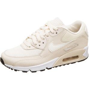 Air Max 90 Sneaker Damen, beige / weiß, zoom bei OUTFITTER Online