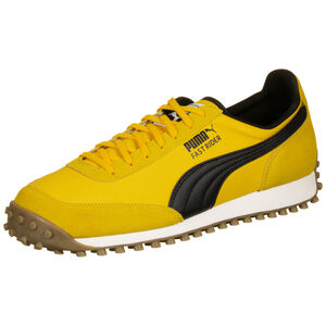 Fast Rider Source Sneaker, gelb / weiß, zoom bei OUTFITTER Online