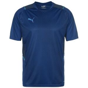 TeamCUP Trainingsshirt Herren, dunkelblau, zoom bei OUTFITTER Online