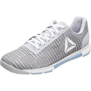 CrossFit Speed TR Flexweave Trainingsschuh Damen, grau / weiß, zoom bei OUTFITTER Online