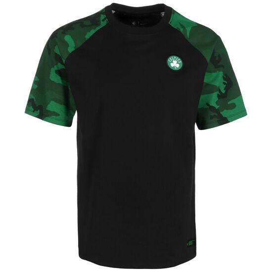 NBA Boston Celtics Camo Shirt Herren, schwarz / grün, zoom bei OUTFITTER Online