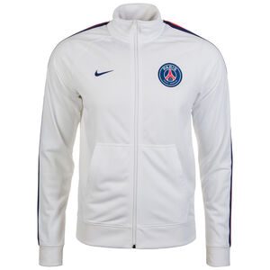 Paris St-Germain Trainingsjacke Herren, Weiß, zoom bei OUTFITTER Online