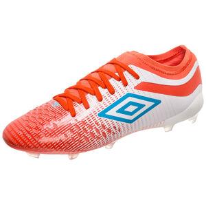 Velocita IV Pro FG Fußballschuh Herren, weiß / rot, zoom bei OUTFITTER Online
