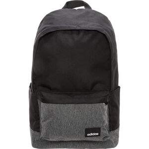 Linear Classic Casual Rucksack, schwarz / weiß, zoom bei OUTFITTER Online