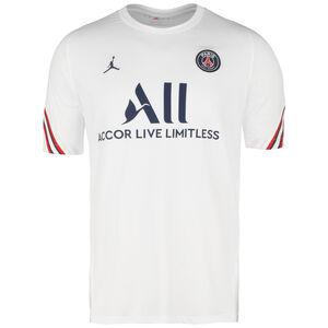 Paris St.-Germain Strike Home Trainingsshirt Herren, weiß / dunkelblau, zoom bei OUTFITTER Online
