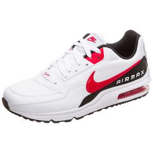 Air Max LTD3 Sneaker Herren, weiß / rot, zoom bei OUTFITTER Online
