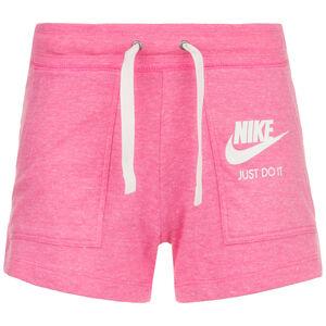 Gym Vintage Short Damen, pink / weiß, zoom bei OUTFITTER Online