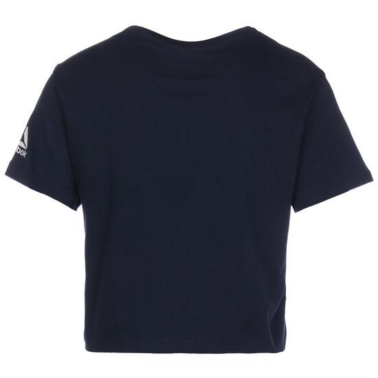 CrossFit Fittest On Earth Trainingsshirt Damen, dunkelblau / bunt, zoom bei OUTFITTER Online