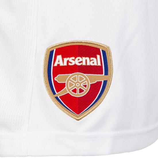 FC Arsenal Short Home 2018/2019 Herren, Weiß, zoom bei OUTFITTER Online