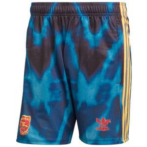 FC Arsenal Human Race FC Shorts Herren, blau / gelb, zoom bei OUTFITTER Online