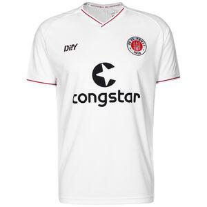Trikot Away 2021/2022, weiß / rot, zoom bei OUTFITTER Online