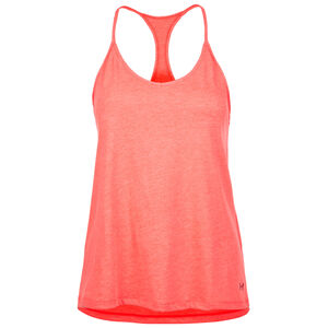 HeatGear Solid Fashion Trainingstank Damen, korall, zoom bei OUTFITTER Online