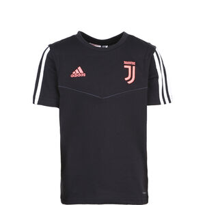Juventus Turin T-Shirt Kinder, schwarz / weiß, zoom bei OUTFITTER Online