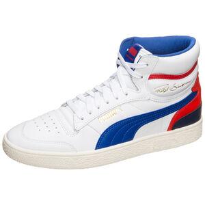 Ralph Sampson Mid Sneaker Herren, weiß / blau, zoom bei OUTFITTER Online