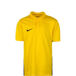Dry Academy 18 Poloshirt Kinder, gelb, zoom bei OUTFITTER Online