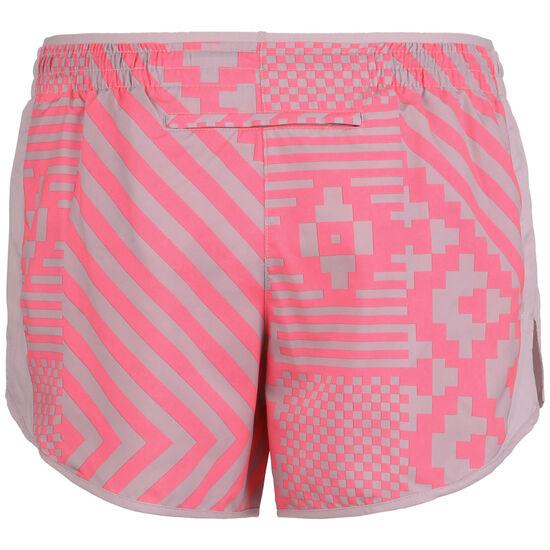 Tempo Lux Laufshort Damen, pink / hellgrau, zoom bei OUTFITTER Online