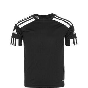 Squadra 21 Fußballtrikot Kinder, schwarz / weiß, zoom bei OUTFITTER Online