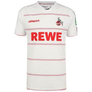 1. FC Köln Trikot Home 2021/2022 Herren, weiß / rot, zoom bei OUTFITTER Online