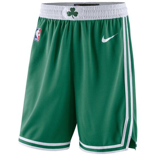 NBA Boston Celtics Basketballshort Herren, grün / weiß, zoom bei OUTFITTER Online