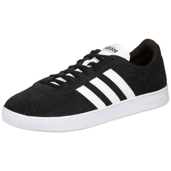 VL Court 2.0 Sneaker, schwarz / weiß, zoom bei OUTFITTER Online