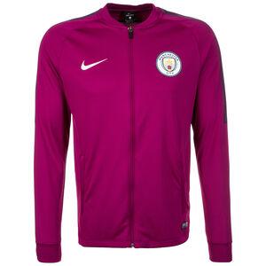 Manchester City Dry Squad Trainingsjacke Herren, fuchsia, zoom bei OUTFITTER Online