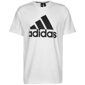 Must Haves Badge Of Sport Trainingsshirt Herren, weiß, zoom bei OUTFITTER Online