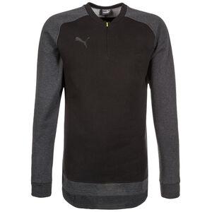 Borussia Dortmund Premium Crew Sweatshirt Herren, Schwarz, zoom bei OUTFITTER Online