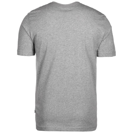 Essential Logo Trainingsshirt Herren, grau, zoom bei OUTFITTER Online
