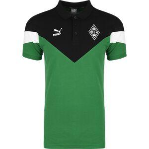 Borussia Mönchengladbach Iconic MCS Poloshirt Herren, grün / schwarz, zoom bei OUTFITTER Online