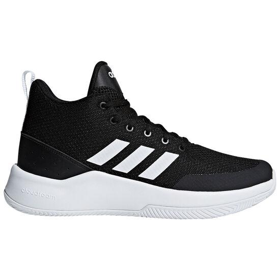 Speed End2End Basketballschuh Herren, schwarz / weiß, zoom bei OUTFITTER Online