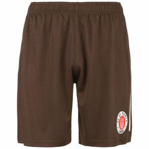 Shorts Home 2021/2022, braun / weiß, zoom bei OUTFITTER Online