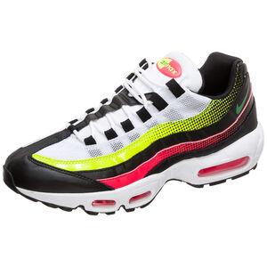 Air Max 95 SE Sneaker Herren, schwarz / rot, zoom bei OUTFITTER Online