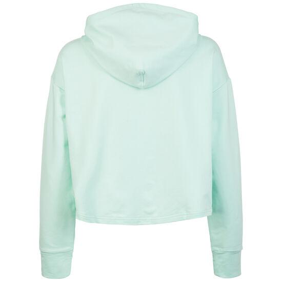 Modern Sports Kapuzenpullover Damen, hellgrün / weiß, zoom bei OUTFITTER Online