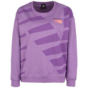 Sport Style Optiks Crew Sweatshirt Damen, lila, zoom bei OUTFITTER Online