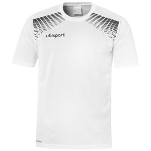 Goal Trainingsshirt Herren, weiß / schwarz, zoom bei OUTFITTER Online