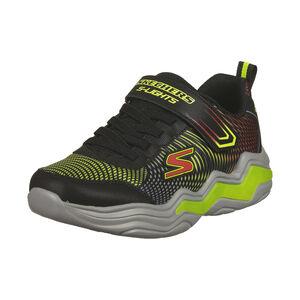 Erupters IV Sneaker Kinder, schwarz / neongelb, zoom bei OUTFITTER Online