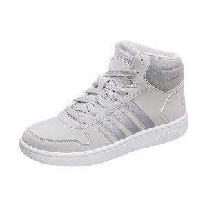 Hoops Mid 2.0 Sneaker Kinder, grau, zoom bei OUTFITTER Online