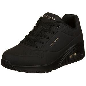 Durabuck Lace Up Sneaker Damen, schwarz, zoom bei OUTFITTER Online