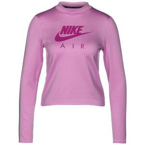 Air Midlayer Laufsweat Damen, rosa / pink, zoom bei OUTFITTER Online
