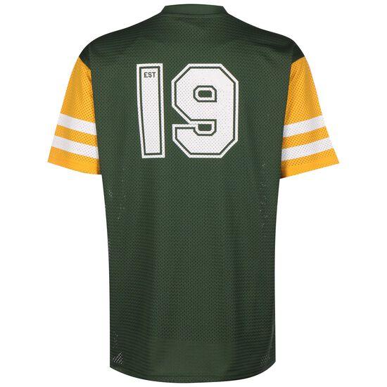 NFL Green Bay Packers Oversized T-Shirt Herren, grün / gelb, zoom bei OUTFITTER Online
