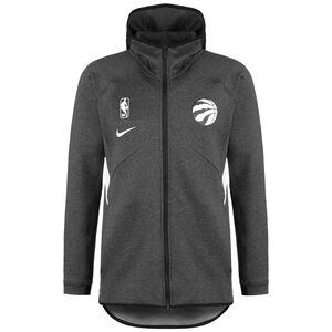 NBA Toronto Raptors Therma Flex Kapuzenjacke Herren, schwarz / grau, zoom bei OUTFITTER Online