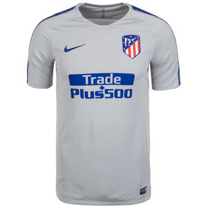 Atletico Madrid Breathe Squad Trainingsshirt Herren, Grau, zoom bei OUTFITTER Online