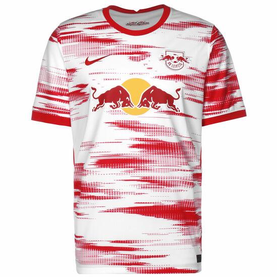 RB Leipzig Trikot Home Stadium 2021/2022 Herren, weiß / rot, zoom bei OUTFITTER Online