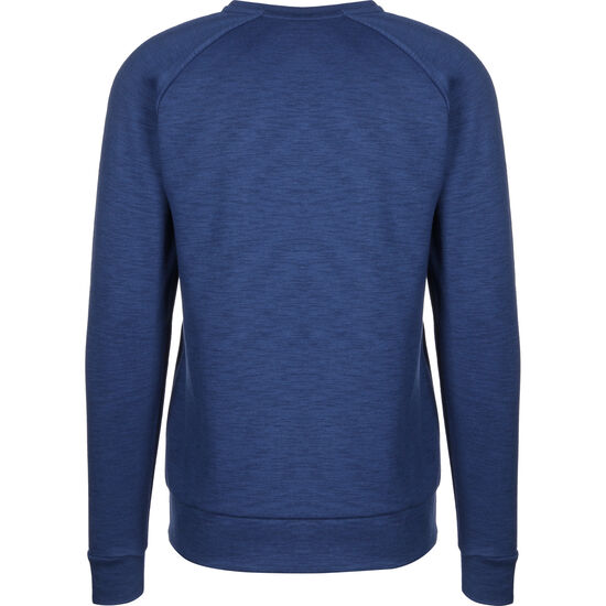 Optic Fleece Sweatshirt Herren, blau, zoom bei OUTFITTER Online